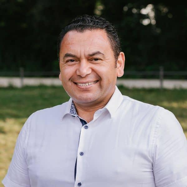 Stadtrat Cengiz Sahin