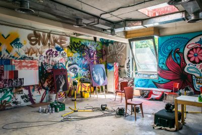 Artelier bildender Künstler
