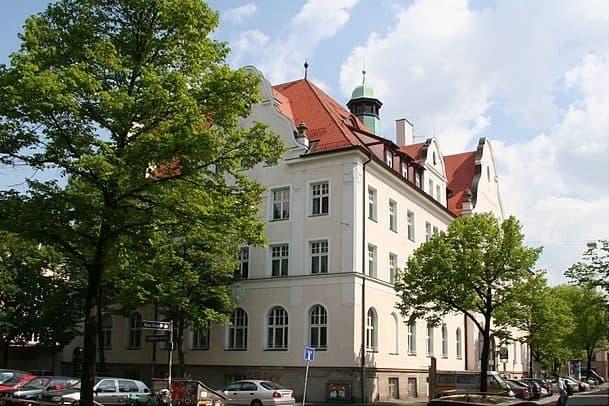 Außenansicht des Nachbarschaftshauses Nürnberg Gostenhof