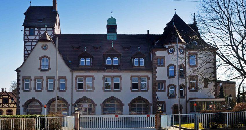 Feuerwache West in Nürnberg